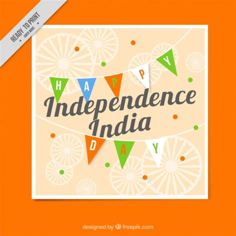 printable greeting cards india india independence day greeting card vector free download