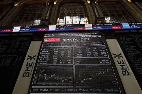 banco popular stock price banco popular speculators in spain 6 billion in