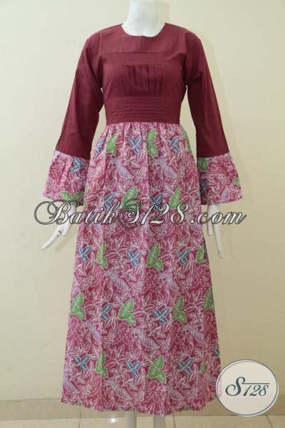 desain gamis batik cantik toko gamis batik online paling up to date sedia baju