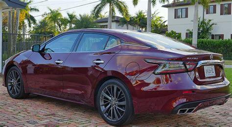 2019 Nissan Maxima Platinum by Test Drive Nissan Maxima Platinum 2019 Lujo Y Tecnolog 237 A