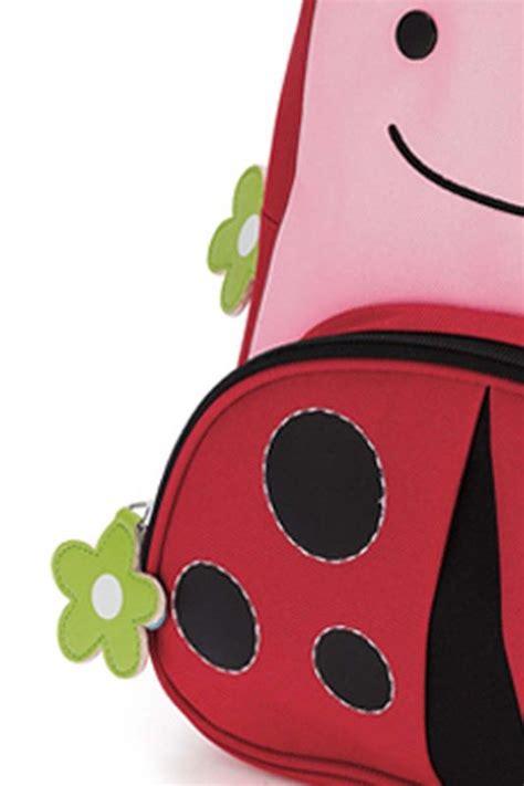Tas Ransel Skip Hoop Bugs detail tas skiphop bugs toko bunda