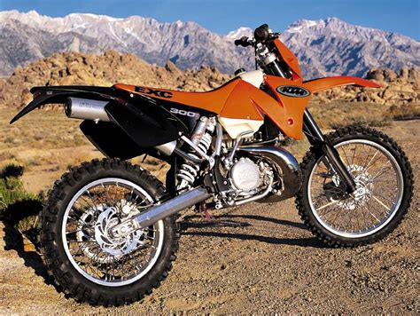 2002 Ktm 200 Exc Road Coms Ride Net New And Improved 2002 Ktm 300 E Xc
