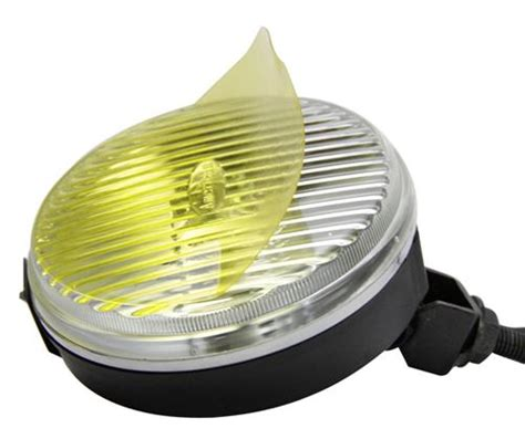 Yellow Fog Light Tint mustang yellow fog light tint 87 93 gt
