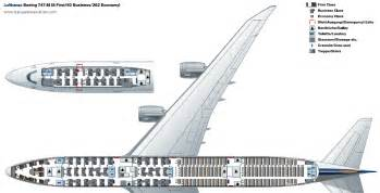 Aircraft Carrier Floor Plan lufthansa to commence boeing 747 8i service to bangalore
