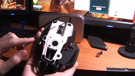 Madcatz R A T 7 Edition Madcatz Rat 7 Gaming Mouse madcatz cyborg rat 7 gaming mouse review