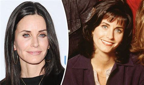 monica from friends courteney cox reveals what she really thinks about her