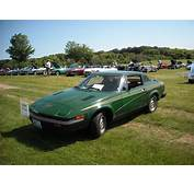 Triumph Tr7 Amazing Pictures &amp Video To