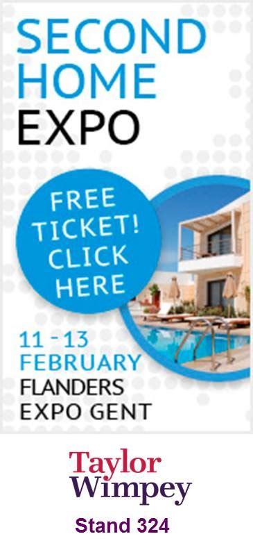 free tickets flanders expo gent wimpey de espa 241 a
