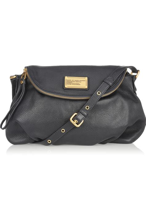 Marc By Marc Captain Shoulder Bag Purses Designer Handbags And Reviews At The Purse Page by Marc By Marc Classic Q Textured Leather