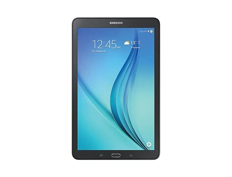 Samsung E Tab Galaxy Tab E Lte Sm T377wzkaxac Samsung Ca
