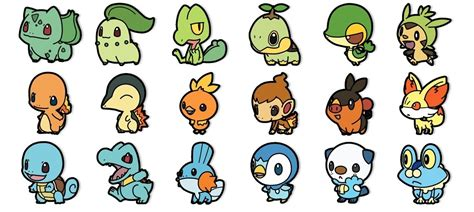 imagenes de pokemon sol y luna iniciales 191 c 243 mo ser 225 n los pok 233 mon iniciales de pok 233 mon sol y luna