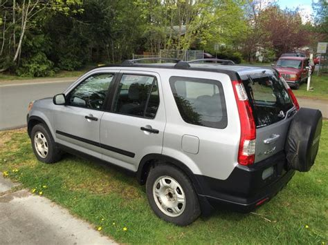 2005 Honda Crv For Sale by 2005 Honda Crv For Sale Comox Comox Valley