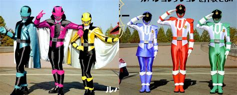 power ranger names and colors how would you feel if the color palettes for lvsp were cmy