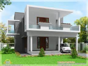 cute modern 3 bedroom home design 2000 sq ft kerala