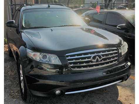 infinity for sale by owner 2007 infiniti fx35 for sale by owner in fort lauderdale