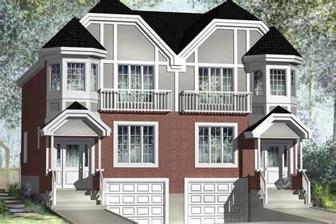 Multi Unit House Plans by Multi Unit House Plan 157 1017 6 Bedrm 3544 Sq Ft Per