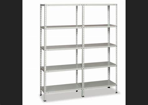 misure scaffali metallici scaffali metallici a misura zincati offerte mobili