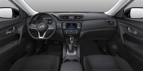 nissan rogue cloth interior 2018 rogue compact crossover design nissan usa