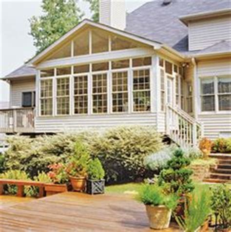 Better Homes Sunrooms I The Outdoors And Would To A Four Season