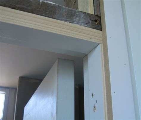 Building A Door Jamb For Interior Door Homeofficedecoration How To Build An Exterior Door Frame