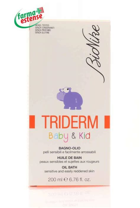 Triderm Baby Olio Bagno by Triderm Baby Olio Bagno Addolcente