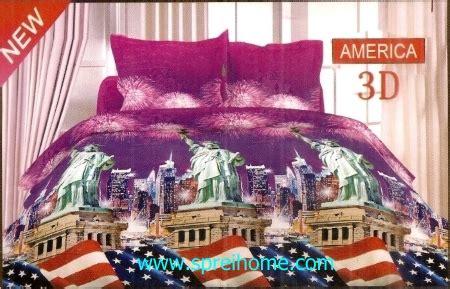 Selimut Bulu Merak 3d 160x200 agen bonita tangerang jual selimut murah