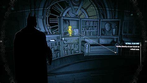 meet oracle   clock tower main story batman