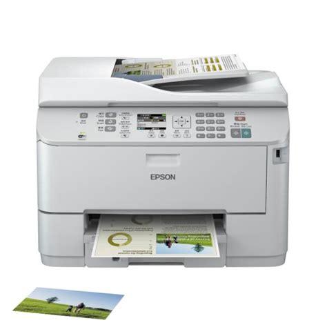 Epson Workforce Pro Wp 4011 epson workforce pro wp 4011及wp 4531彩色噴墨打印機 一半打印成本 雙倍企業效率