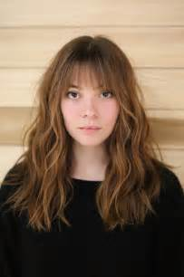 best 20 thin bangs ideas on thin hair bangs
