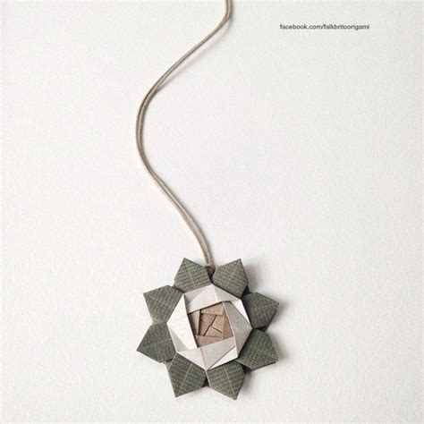 Origami Flower Bookmark - 1000 images about falk brito origami on
