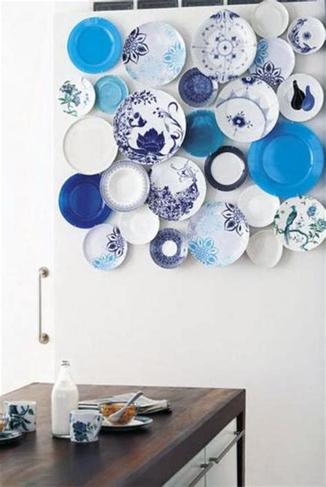 decorative plates for hanging on wall 21 modern wall decor ideas using decorative plates