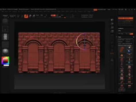 zbrush tutorial architecture 17 best images about zbrush environment on pinterest