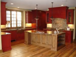 good Red Accents For Kitchen #2: tropical.jpg
