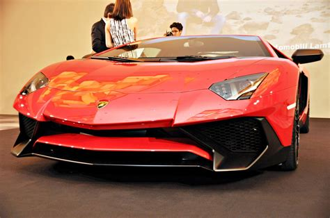my lamborghini aventador lamborghini aventador lp 750 4 superveloce gets a showing