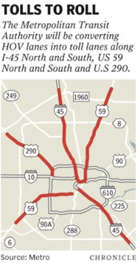 houston hov map houston strategies the grand parkway stimulus for tolls