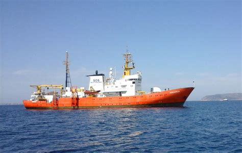 aquarius dernier bateau op 233 rations de recherche et de sauvetage de migrants en