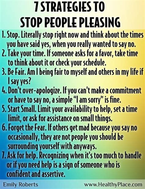 7 Ways To Stop Being A Pleaser stop pleasing others quotes quotesgram