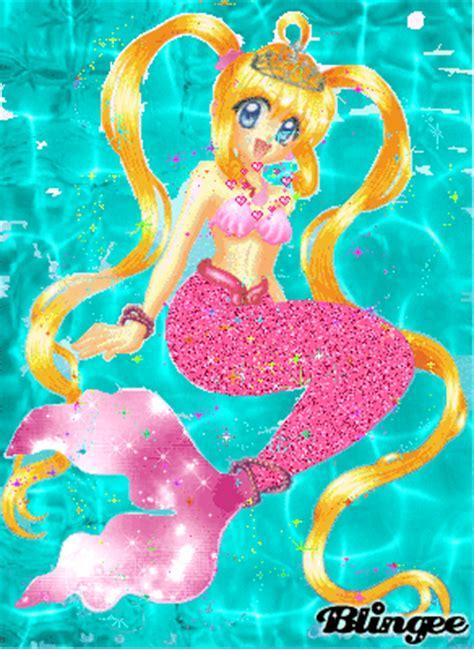 Seven Melody 11mm Kode 3 mermaid melody lucia immagini animate da condividere 129807834 blingee