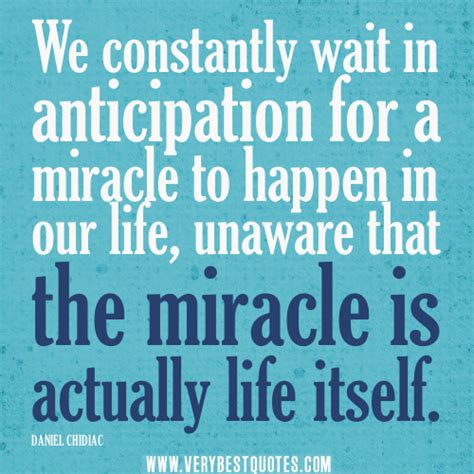 The Miracle Quotes Miracle Quotes Image Quotes At Relatably