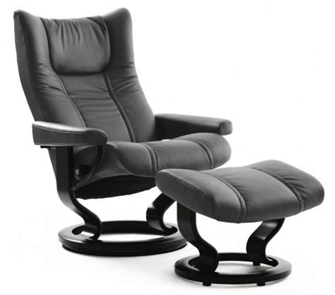 Sofa Wing Klasik stressless wing classic recliner ottoman from 1 995 00