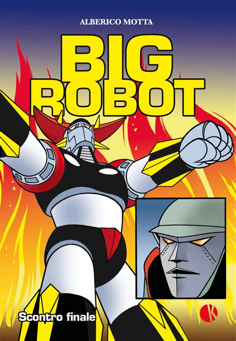 librerie kappa kappalab graphic novel 2 big robot m2 2 big robot