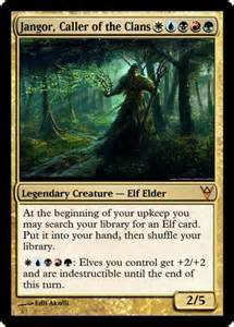 5 color commanders has anyone made their own commander forum