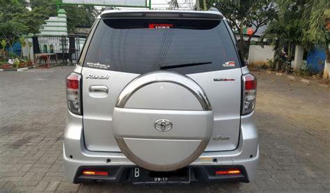 Di Jual Baju Jeep Dan Trd Sportivo toyota trd sportivo 2014 dp murah mobilbekas