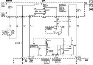 2003 chevy trailblazer electrical system wiring diagram