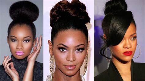 what hairstyles r in fo black tie event 2016 top 20 updo hairstyles for black women being elegant