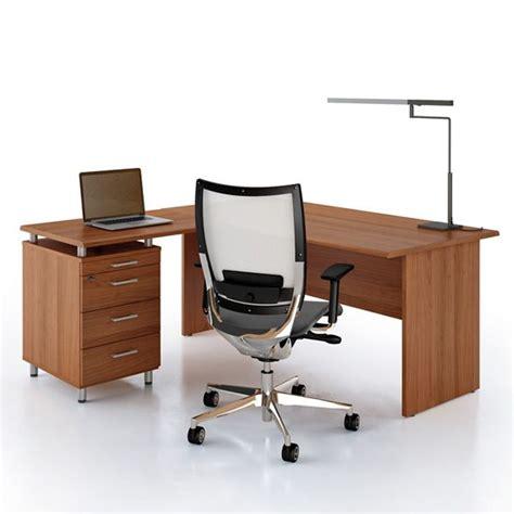 scrivanie a l idea panel 01 scrivania per ufficio con penisola e
