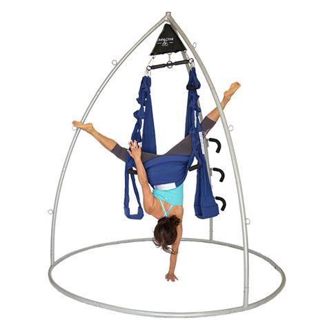 yoga swing stand omni gym yoga swing