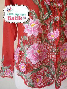 Kebaya Mano Pink pin de retno kalagan en kebaya blusas y bordado