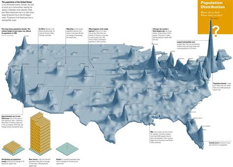 elevation map of the united states topographical population density map of the united states