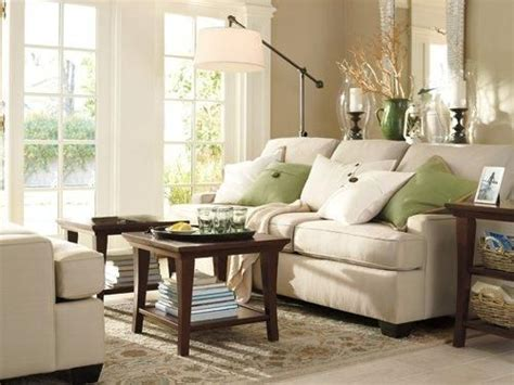pottery barn room decorating ideas benjamin paint color bleeker beige calm a palette of